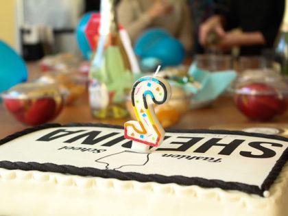 Shedina Fashion School отмечает день рождения!